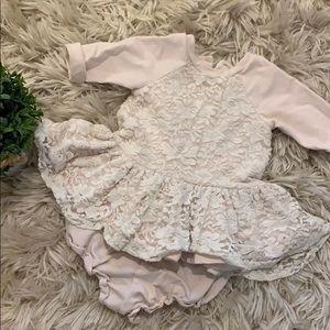 Peppa & Julie Soft Lace Two Piece Set